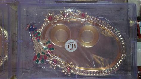 Chandra's Wedding, aarthi plates & return gifts   Wedding