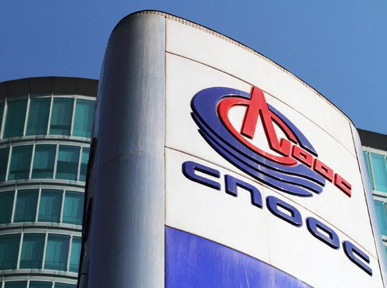 China's CNOOC may divest some U.S. assets after portfolio review