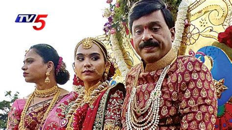 Gali Janardhan Reddy Daughter Wedding : Hampi Temple