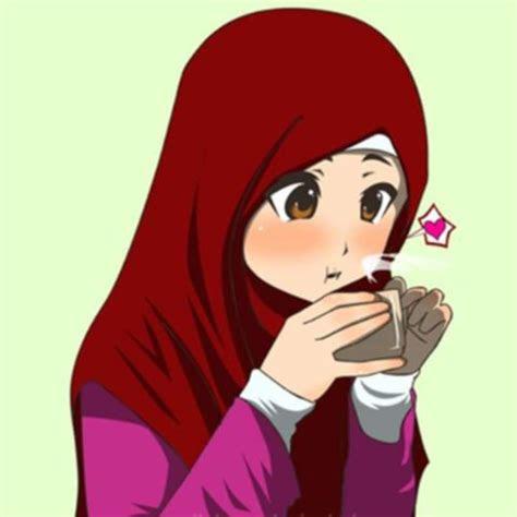 gambar  gambar kartun wanita cantik terbaru