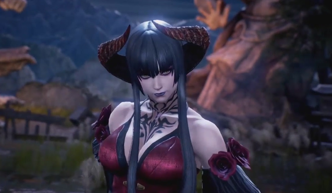 Tekken 7 patch addresses issues, angers vampire screenshot