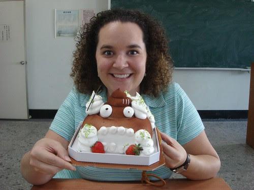 Me and My Mr. Da Bien Cake