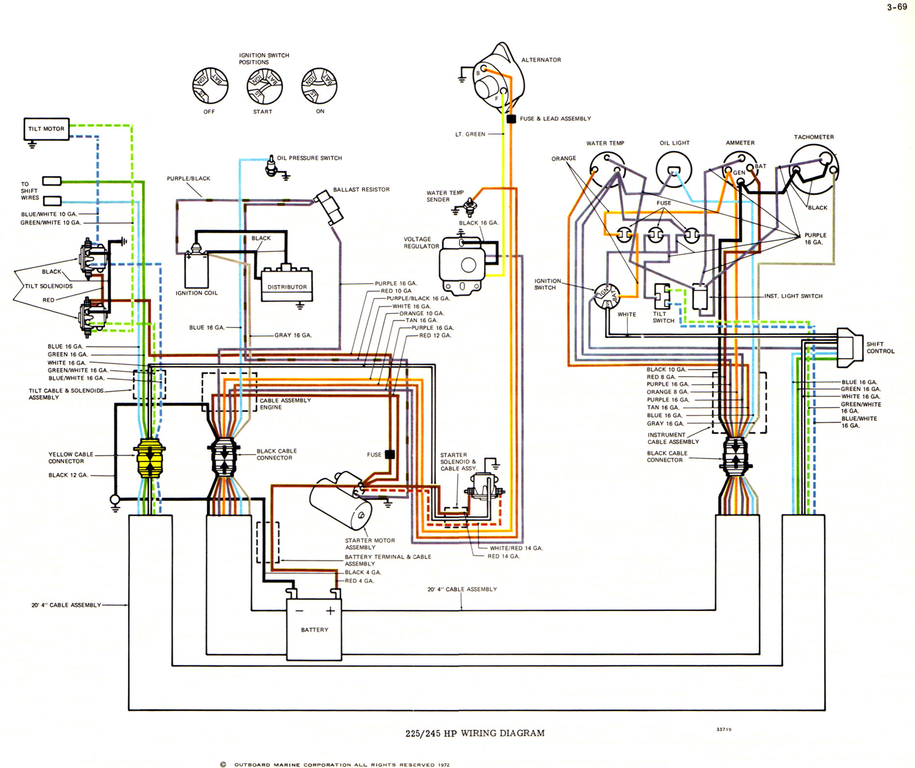 Mercruiser 4 3lx Tachometer Wiring Wiring Diagram Dedicated Dedicated Pasticceriagele It