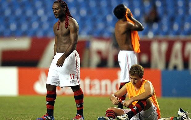 Flamengo, Love (Foto: EFE)