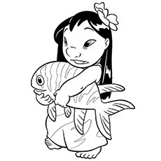 cute stitch coloring pages at getdrawings  free download