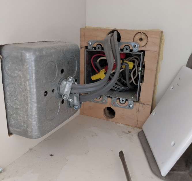 Is This Light Switch Installation Safe And Legal How Safe Is This 5