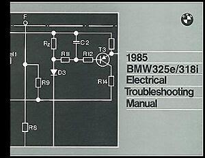 1986 Bmw 325e Wiring Diagram