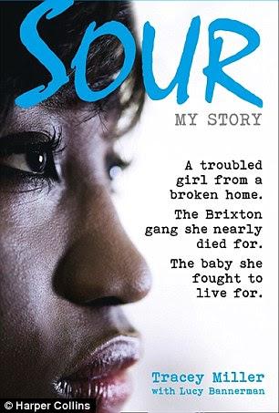 She's penned a memoir sharing her story