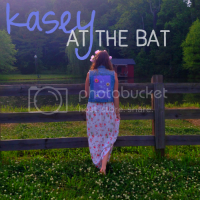 Kasey at the Bat