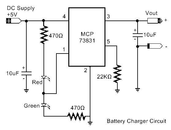 Mobile Battery Charger: Electronics Mini Project
