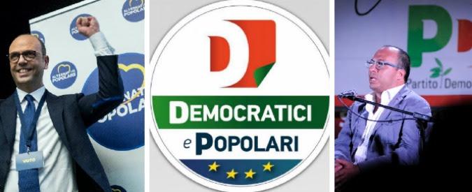 Risultati immagini per Palermo, il Pd si fonde con Alfano: listone unico per sostenere Orlando
