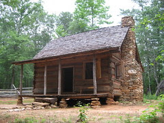 Cabin at Pickett's Mill - GA