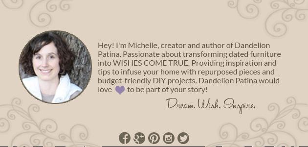 Michelle author box