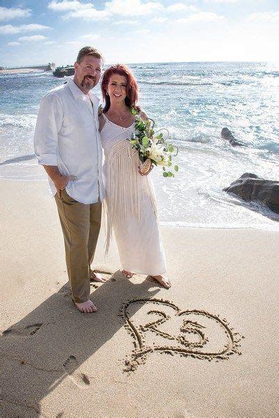 La Jolla Cove ? 25th Wedding Anniversary Vow Renewal at