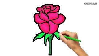 All Clip Of Menggambar Bunga Untuk Anak Tk Bhclipcom