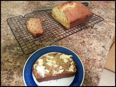 Banana Bread using frozen bananas!! #recipe #fitfluential #sweatpink #runchat #girlsgonesporty #food