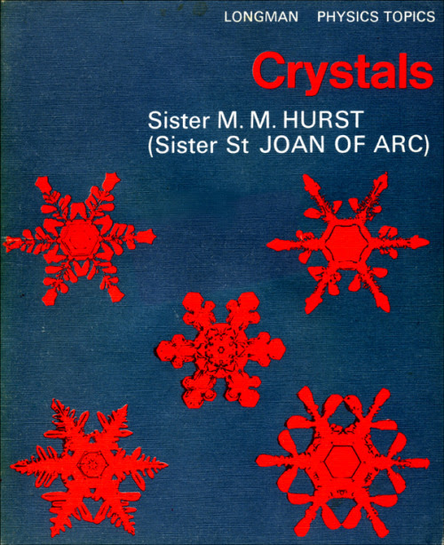 retroreverbs:  Crystals by M. M. Hurst (1970 edition).
