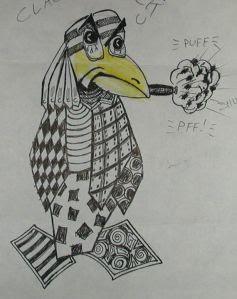 The Clack-Clack Bird