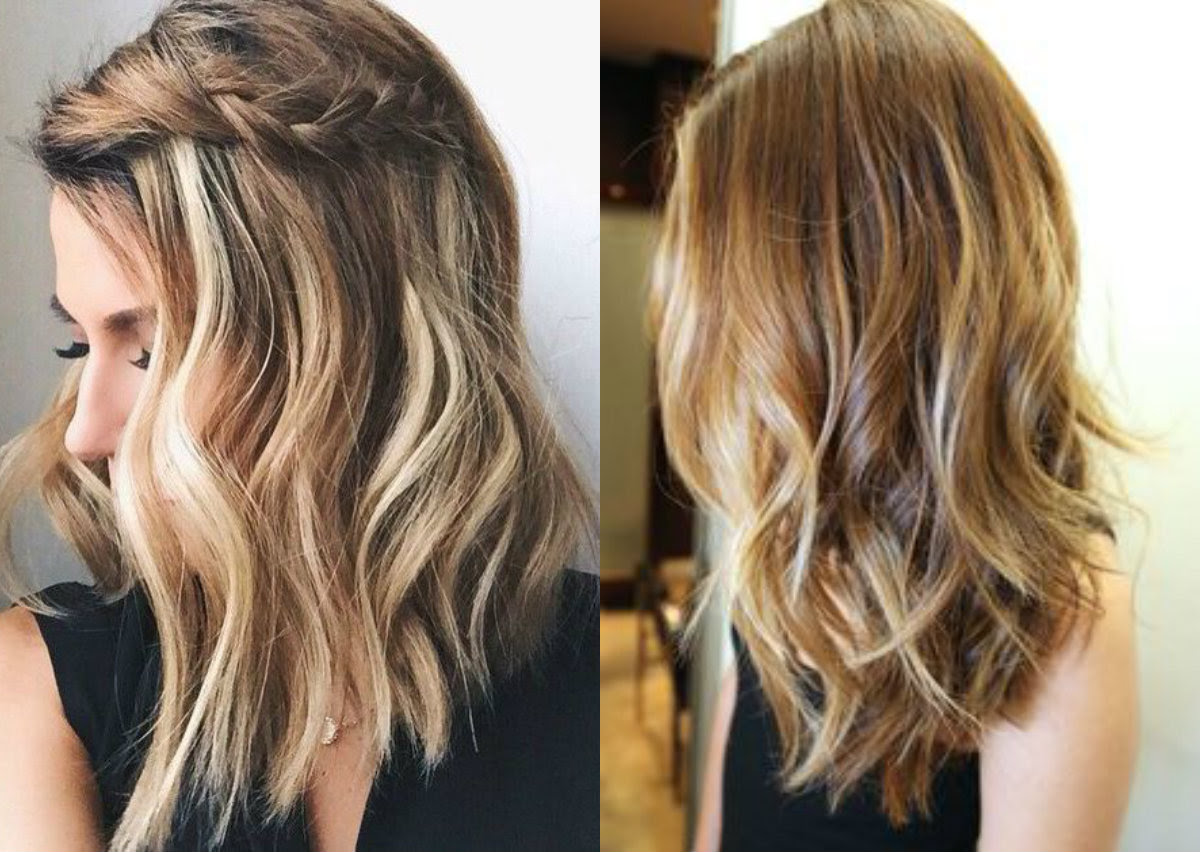 Casual Mid Length Hairstyles 2017 Hairdromecom Haircuts
