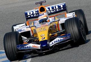Alonso en Renault