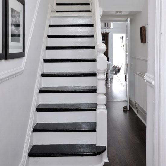 Revamp stairs   Hallway decorating ideas   housetohome.
