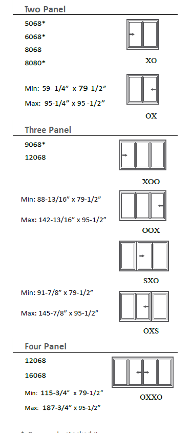 Fiberglass Windows - Sliding Patio Doors | Alpen Windows ...