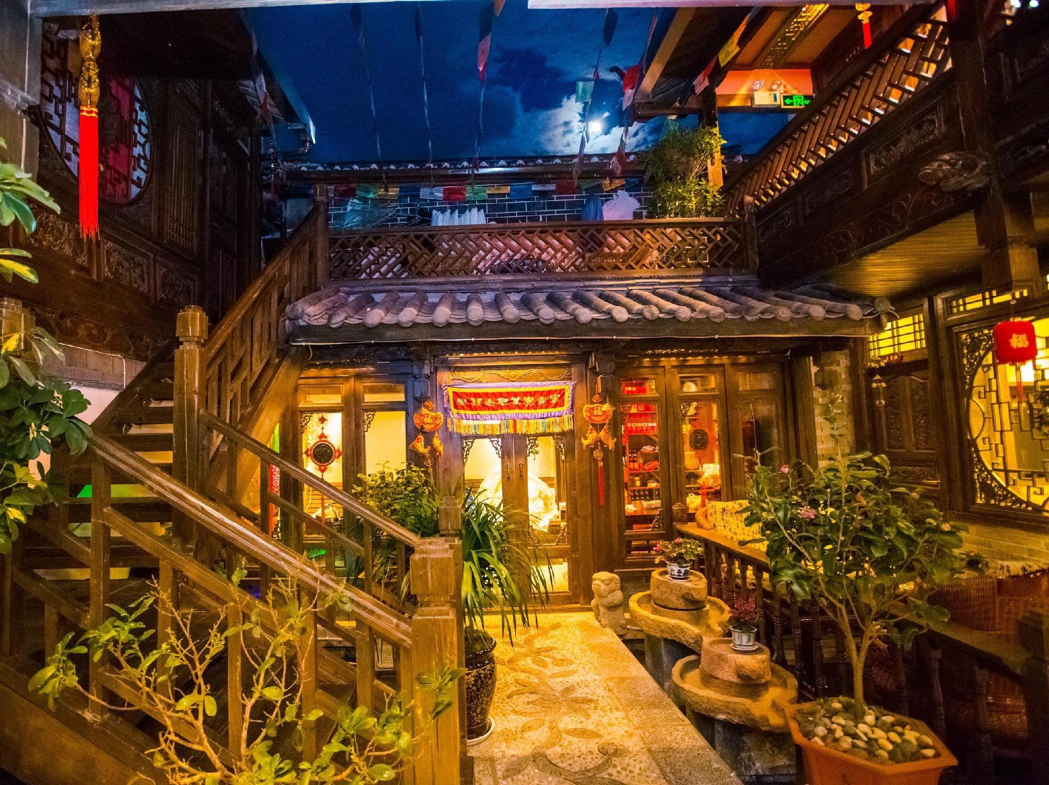 Discount Lijiang Sifang Inn Guangyi Road