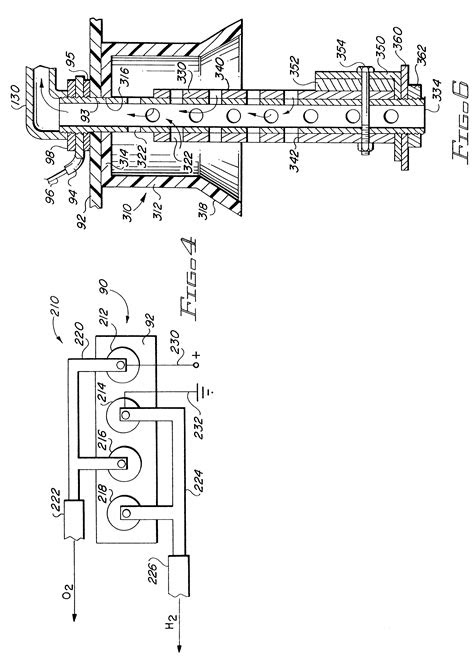 Patent US6257175 - Oxygen and hydrogen generator apparatus