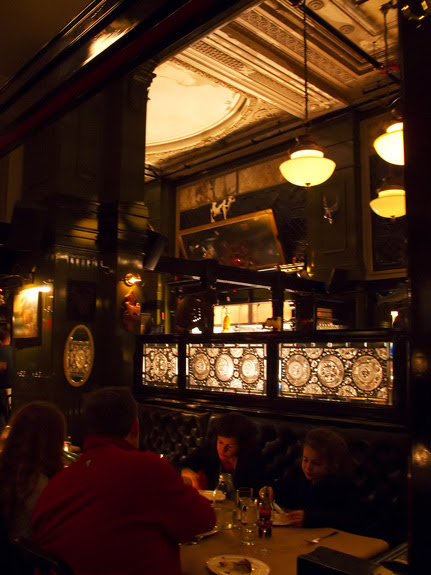 The Breslin, at the Ace Hotel