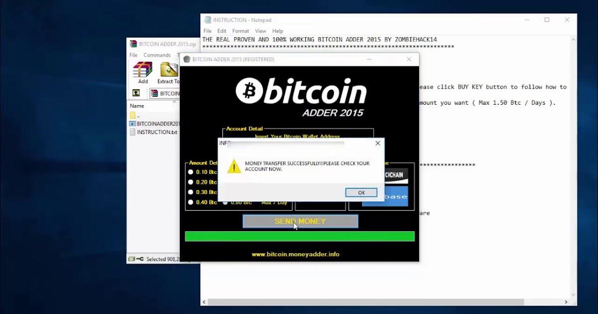 bitcoin adder 2021 download gratuito