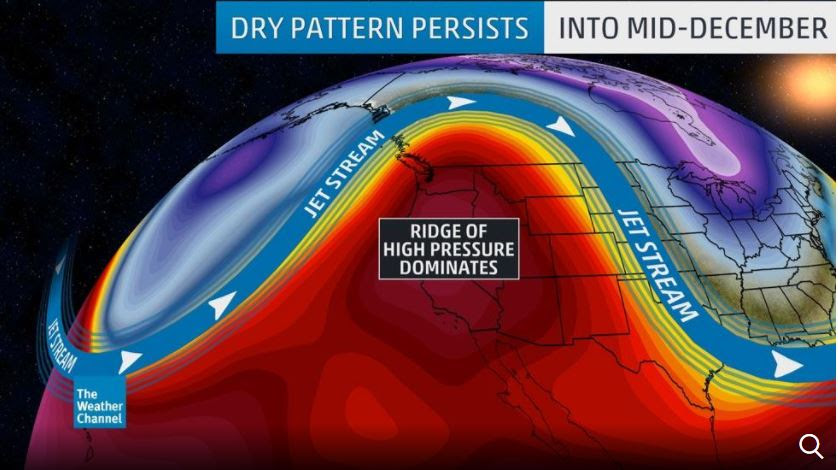 southern california drought, southern california drought 2017, dry winter months southern california