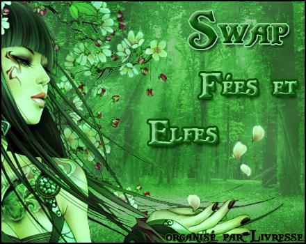 Swap Fées et Elfes
