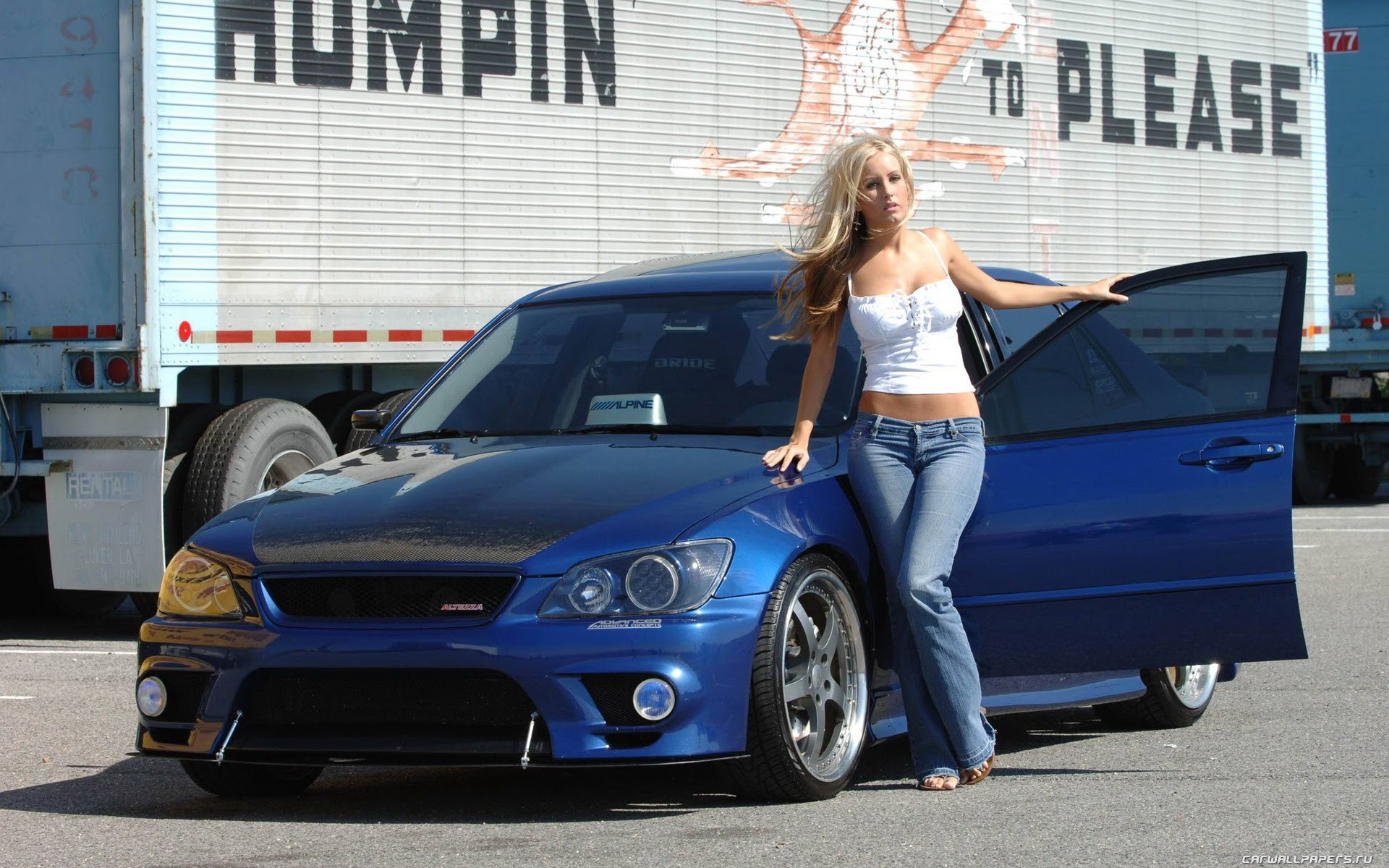 Sexy Girls And Cars Wallpapers Wallpapers Carhd Wallpapers