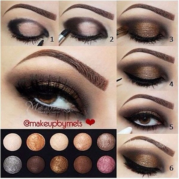 Eye Makeup | Eyeshadow | Eye Makeup Tutorials   122014