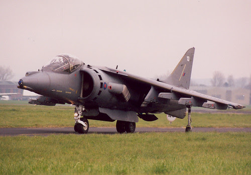 GR.7 ZD346 13 St Athan 250302