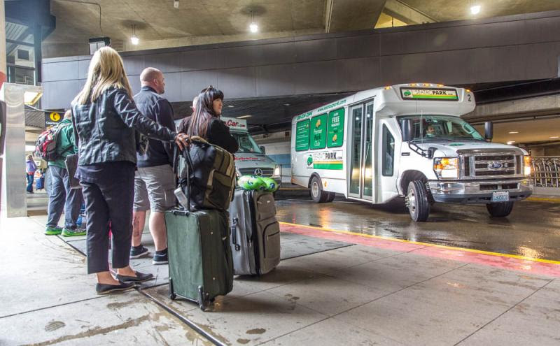 Transportation To From Sea Tac Airport Port Of Seattle