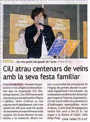 Línia Vallès 25.5.07