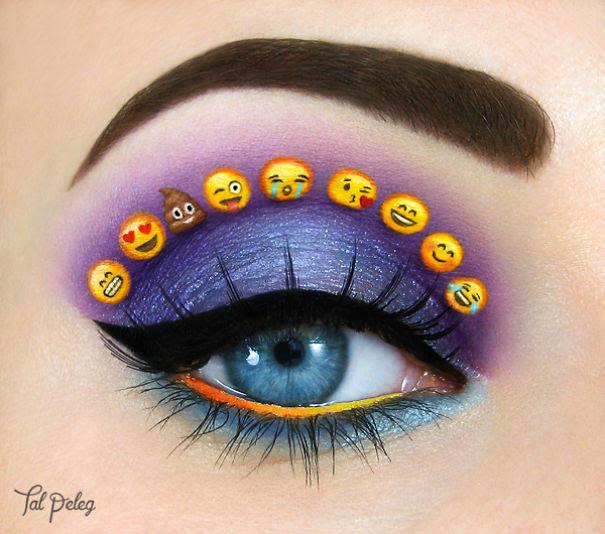 Makeup artist emoji