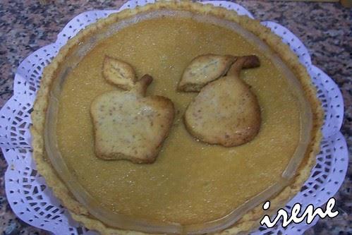 La cocina casera de irene tarta de frutas for La cocina casera