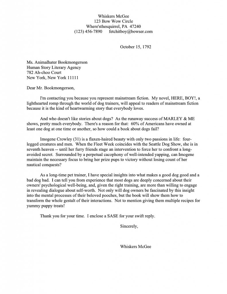Cover Letter Salutation When Recipient Unknown | laness.us