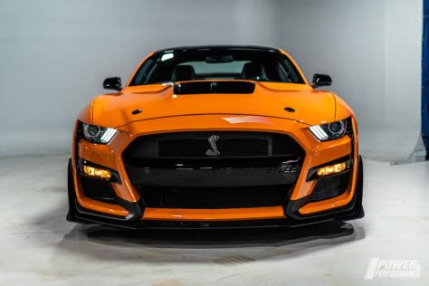 pp exclusive  ford mustang shelby gt  twister