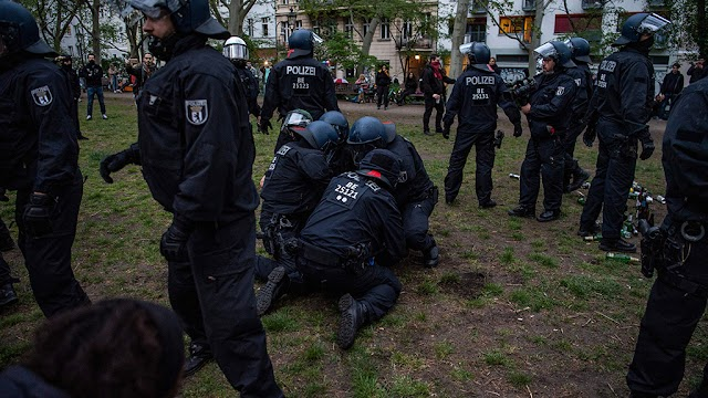 Germany torn over launching study of racial profiling by police