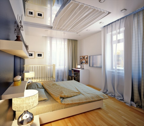 10 Great Master Bedroom Ideas With Desired Theme | Freshnist