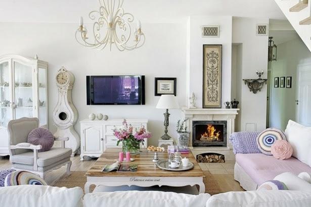 Wohnzimmereinrichtung klassisch