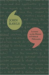 """Cover of """"Lectures on the History of Poli..."""