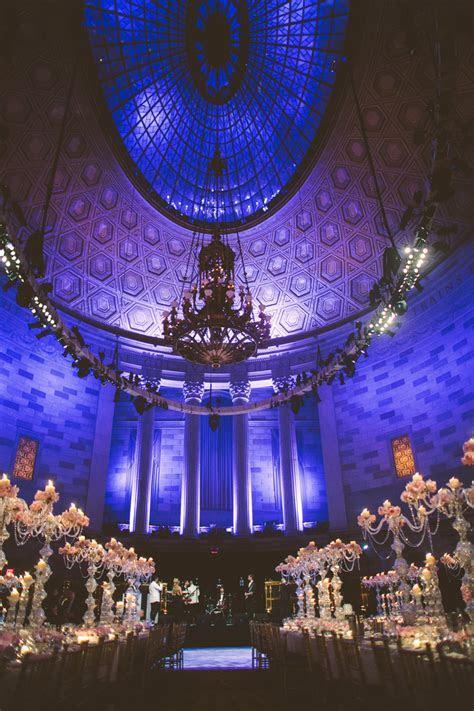 Gotham Hall Wedding New York   Traditional Wedding at