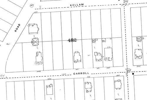 1894 Sanborn Fire Insurance Map