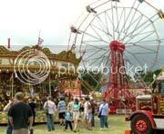 Knowl Hill Steam Fair
