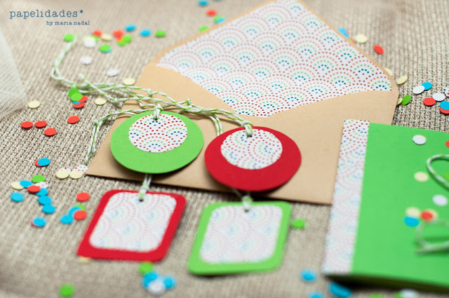 snail mail fiesta set by papelidades
