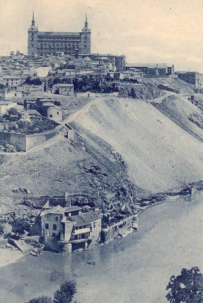 Casa del diamantista a principios del siglo XX